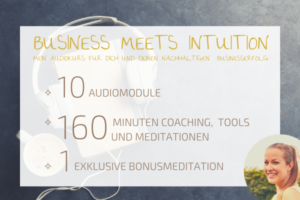 Businessintuitionskurs Werbebanner